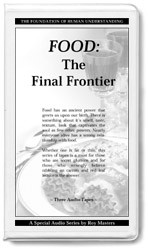 Food: The Final Frontier - 6 CDs