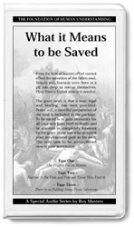What it Means to be Saved - 6 CDs