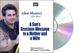 A Son's Gracious Message to a Mother and a Wife - DVD