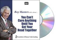 You Can't Cure Anything Until You Get Your Head Together - DVD