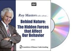 Behind Nature - The Hidden Forces that Affect Our Behavior - Video DVD