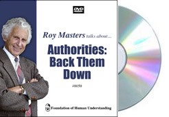 Authorities: Back Them Down   - Video DVD