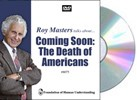 Coming Soon: The Death of Americans   - Video DVD
