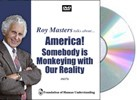 America! Somebody is Monkeying with Our Reality - Video DVD