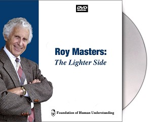 Roy Masters - The Lighter Side - Video DVD