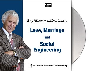 Love, Marriage And Social Engineering - Video DVD