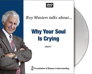 Why Your Soul Is Crying - Video DVD