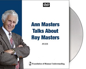 Ann Masters Talks About Roy Masters - Video DVD