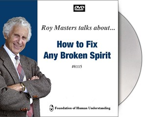 How To Fix Any Broken Spirit - Video DVD