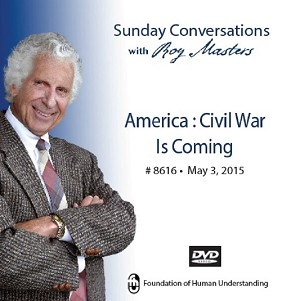"""America: Civil War is Coming"" -  DVD"