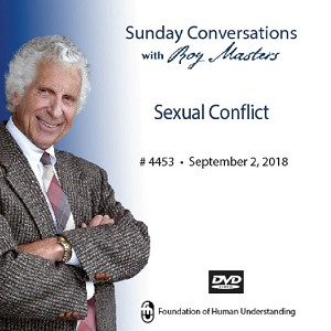 Sexual Conflict - September 2nd, 2018 - DVD