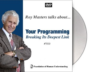 Your Programming: Breaking its Deepest Link - DVD