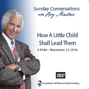 """How A Little Child Will Lead Them"" DVD"