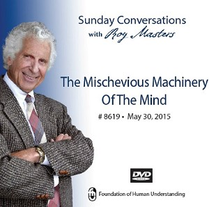 """The Mischievous Machinery of the Mind"" -  DVD"
