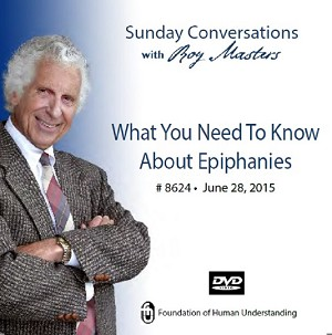 """What You Need to Know About Epiphanies"" -  DVD"