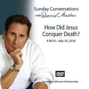 """How Did Jesus Conquer Death"" -  DVD"