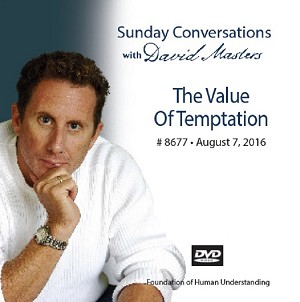 """The Value of Temptation"" -  DVD"