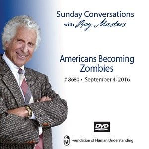 """American's Becoming Zombies?"" -  DVD"