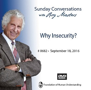 """Why Insecurity?"" -  DVD"