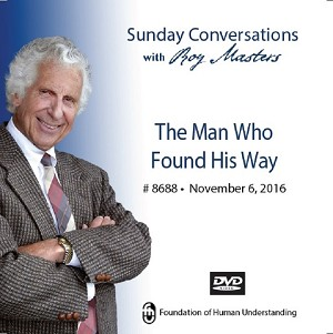 """The Man Who Found His Way"" -  DVD"