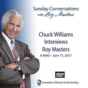 Chuck Williams Interviews Roy Masters - (Part 1) -  DVD
