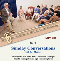 20 Collected Sunday Conversations Vol 9 - MP3 CD