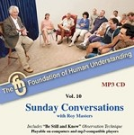 20 Collected Sunday Conversations Vol 10  - MP3 CD