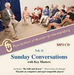 20 Collected Sunday Conversations Vol 11 - MP3 CD