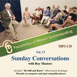 20 Collected Sunday Conversations Vol 17 - MP3 CD