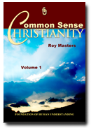 Common Sense Christianity Vol 1 on CDs