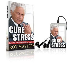 Cure Stress Device & Book