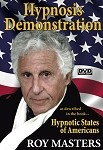 Hypnosis Demonstration  - Video DVD