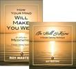 Meditation Package: Cure Stress: Be Still and Know Meditation plus book Cure Stress: How Your Mind Will Make You Well