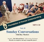 20 Collected Sunday Conversations Vol 19 - MP3 CD