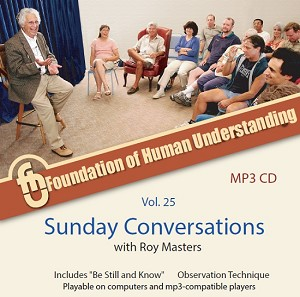 20 Collected Sunday Conversations Vol 25 - MP3 CD