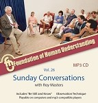 20 Collected Sunday Conversations Vol 26 - MP3 CD