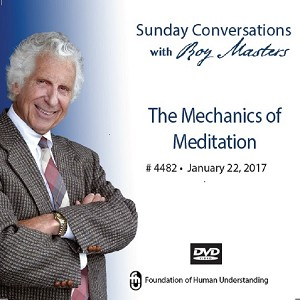 The Mechanics of Meditation - DVD