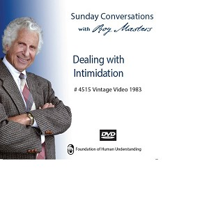 Dealing with Intimidation - DVD