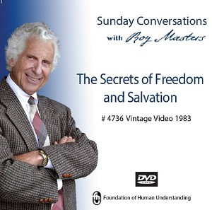 Secrets of Freedom and Salvation - DVD