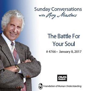 The Battle for Your Soul - DVD
