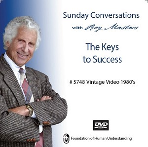 The Keys to Success - DVD
