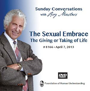 """The Sexual Embrace: The Giving or Taking of Life"" DVD"