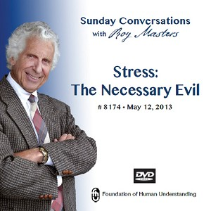 """Stress: The Necessary Evil"" DVD"