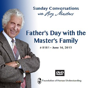 """Father's Day with the Master's Family"" DVD"