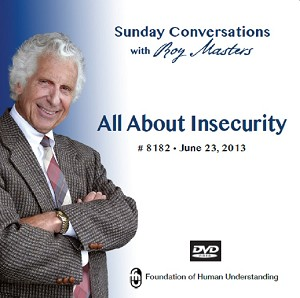 """All About Insecurity"" DVD"