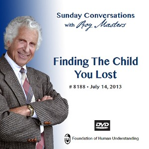 """Finding The Child You Lost""   DVD"