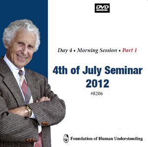 July 4th 2012 Seminar - Day 4 Morning
