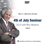 July 4th 2012 Seminar - Day 6 Afternoon - DVD