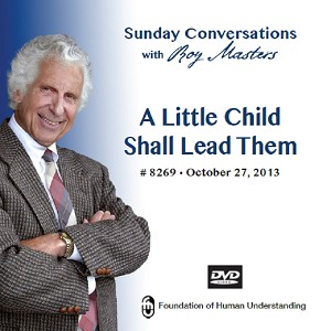 """A Little Child Shall Lead Them"" DVD"