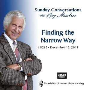 """Finding The Narrow Way""  DVD"